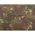1000D Nylon Cordura Camouflage PU Coating Fabric