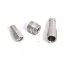 CNC Custom Stainless Steel Hollow Spacer