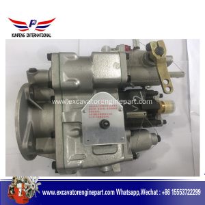 Hot Selling for Lub Oil Pump Cummins engine part fuel injector pump 3165797 export to Paraguay Manufacturers