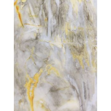 High glossy pvc marble uv panel
