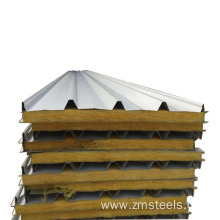 Low MOQ for Lightweight Glass Wool Sandwich Panels Glass Wool Sandwich Panel export to Spain Exporter