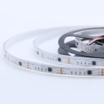 WS2811IC 040RGB Side shining led Strip