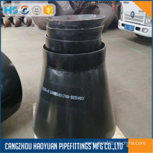 A234 Grade WPB Real Seamless Concentric Reducer