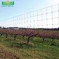 fixed knot woven wire farm fencing field fence