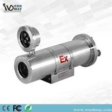20X 304 Stainless Steel Bullet Explosion-Proof IP Camera