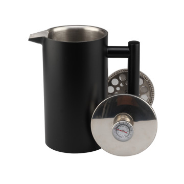 French Press Coffee Maker​ with thermometer