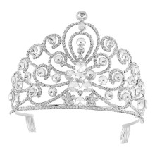 China Exporter for Hair Accessories for Weddings Bridal Tiaras And Crowns For Wedding supply to Tanzania Factory