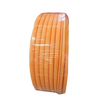 Flexible agriculture high pressure hose