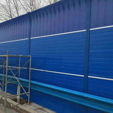 Expressway Sound Proof Acrylic noise protection barrier