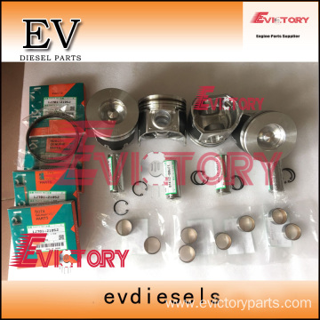 KUBOTA engine piston V2607T Piston ring