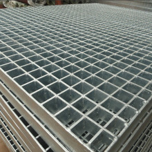Press-Locked Rectangular Bar Grating