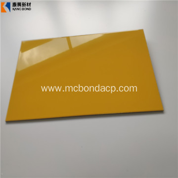 Aluminum Composite Exterior Wall Decorative ACM