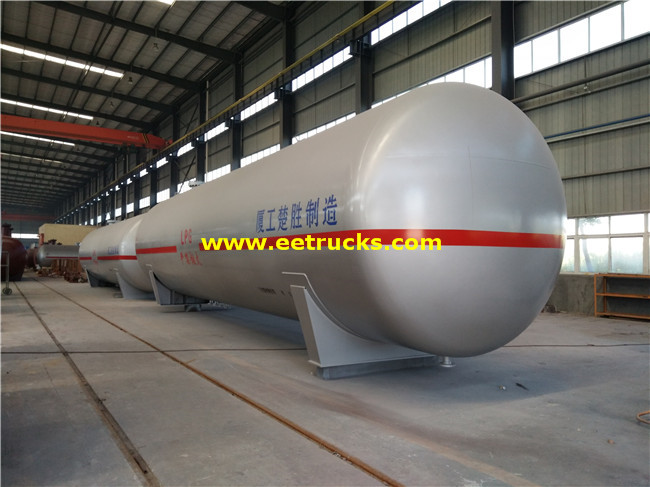 Aboveground LPG Tanks