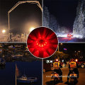 3Pack emergency road warning traffic lamp