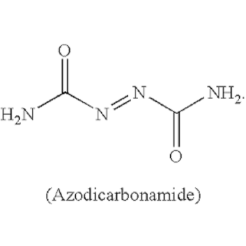 modified  azodicarbonamide unicell