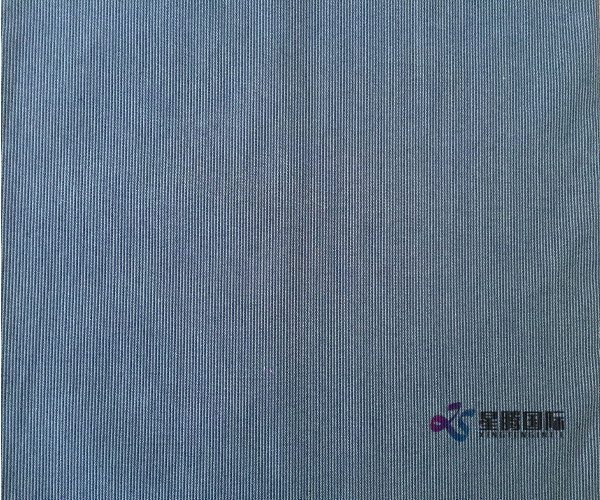 Stable Quality Cotton Yarn Dyed Fabric