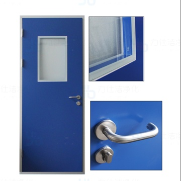 Quality for Refrigerated Swing Door GMP Clean Room Door for Pharmaceutical Factory export to Suriname Importers