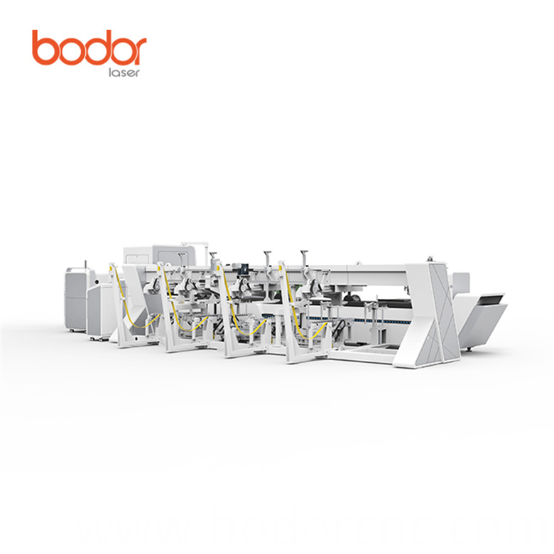 Bodor pipe cutting machine laser cutter