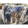 Blue sodalite big raw