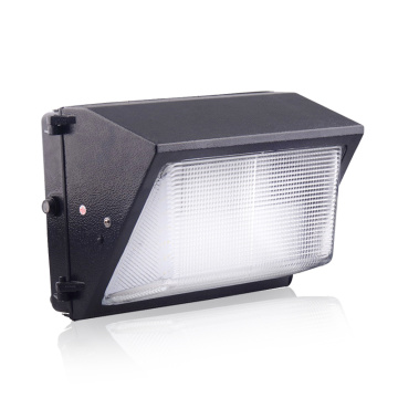 DLC 8000lm 80W LED Wall Pack Light