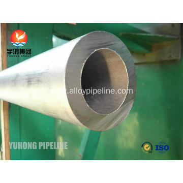 Hastelloy C Pipe Nickel Alloy Hastelloy B-2