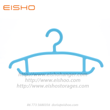 EISHO Wholesale Recycling Plastic Suit Hanger For Office