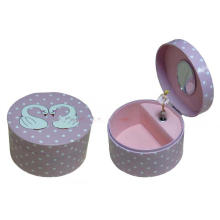 Economical Music Cardboard Round Tube Gift Box