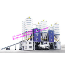2HZS35 Cement Batching Plant produce 70m3/h