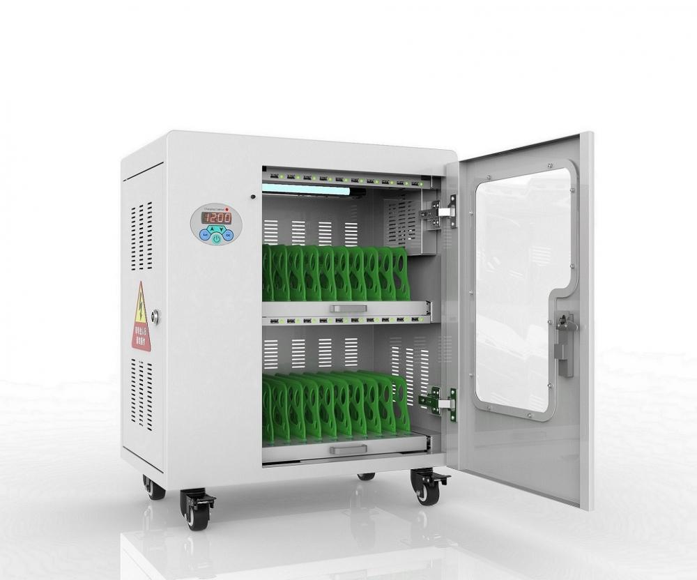 Tablet  Sync Data Charging Cabinet 20Units