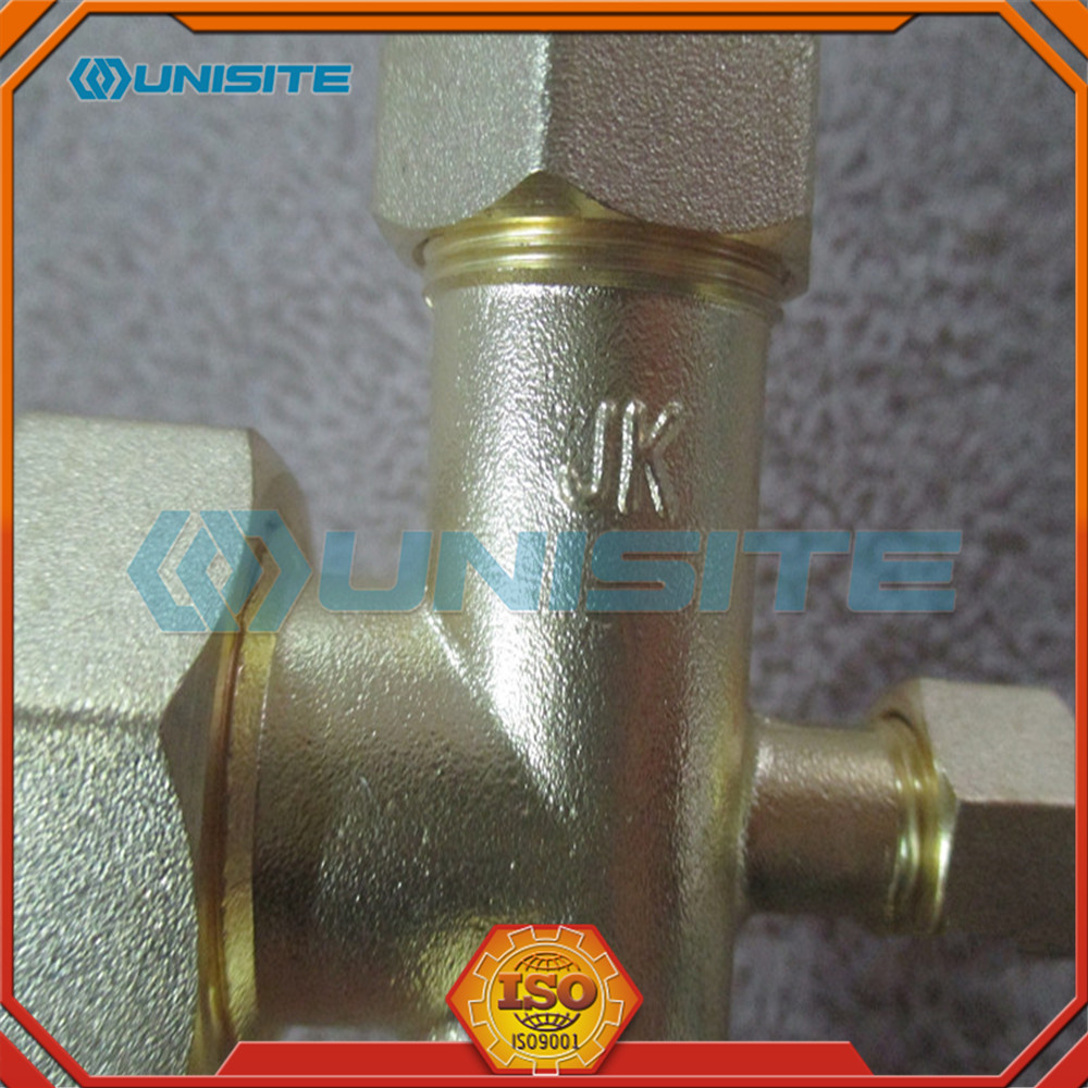 Brass Base Valve And Tube