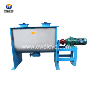 Ribbon mixer type  powder mixer