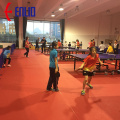 ITTF Approved Table Tennis court flooring