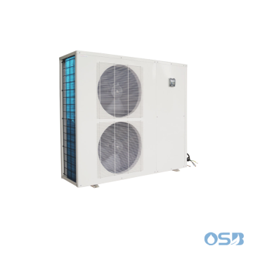 inverter r410a heat pump high cop