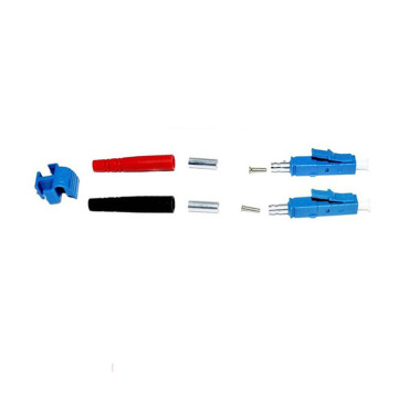 LC PC Connector Fiber