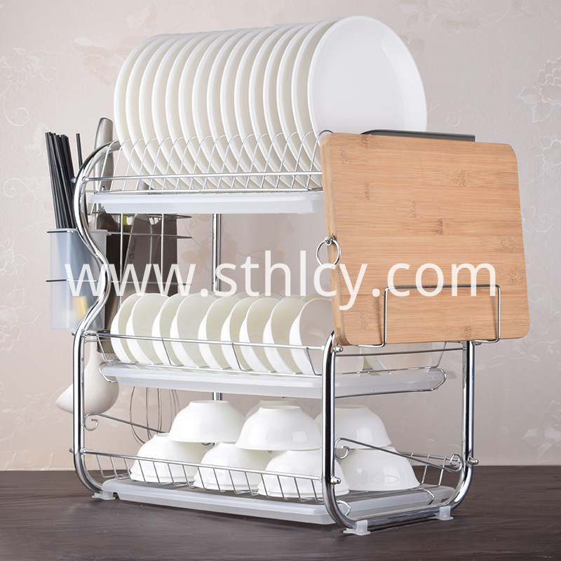 bowl dish storage rack