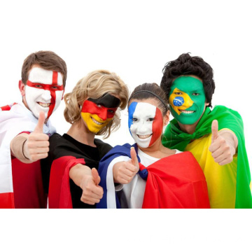 OEM Water-base Colorful Germany Flag Face Paint