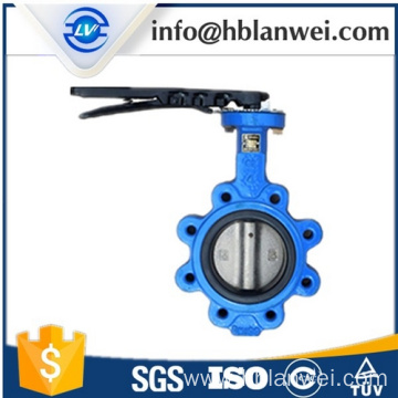 grey iron butterfly valves