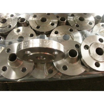 China for ASTM A105 Flange Carbon Steel Forged ASTM A105 Lap joint Flange export to Djibouti Supplier