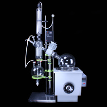 Professional for Laboratory Rotavapor System Famous cheap vacuum industrial rotary evaporator export to Myanmar Factory