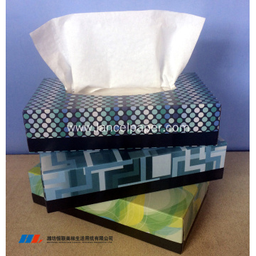 softer box facial tissue