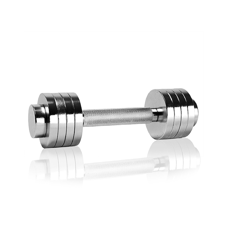 5kg Chrome Dumbbell Set