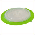 Folding Keep Fresh Air Tight Suction Silicone Lid