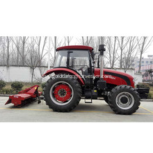 20 Years Factory for Agricultural Equipment Wheeled Tractor 150hp self-propelled wheeled tractor supply to Congo, The Democratic Republic Of The Factories