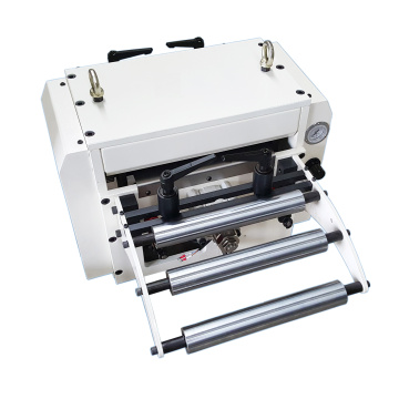 Servo Roll Feed Machine