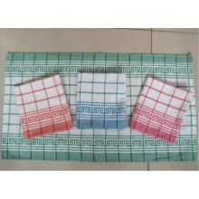 Jacquard Checks Pattern Tea Towel in Bulk