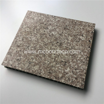 MC Bond Granite Vein Aluminum Honeycomb Panel