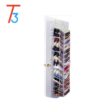 promotional hanging shoe organizer, over the door hanging organizer Storage