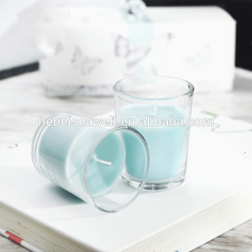 Eco friendly Natural Soy Candles in Glass Container