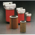 PLA low pressure pipe filter