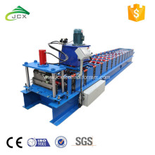 Leading for Tapered Metal Roll Forming Machine 65mm depth standing seam roofing machine supply to Spain Importers
